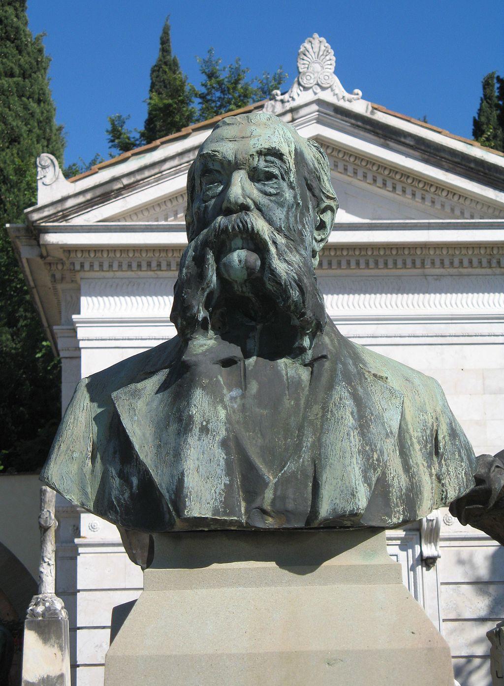 Tomba di Pellegrino Artusi