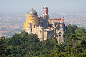 Pena Palace - Image: Pena National Palace