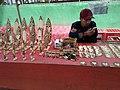 Penuual suvenir khas Bali.jpg