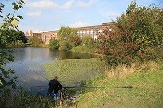 Penwortham - Penwortham Mill