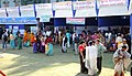 People at the Exhibition Stalls put up by the various departments of Government of India, State Government, Self Help Group and NGOs, during the Public Information Campaign on Flagship Programme.jpg