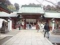 People at the Shiogama-jinja.jpg