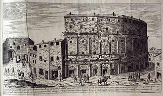 Theatre of Marcellus - Image: Peracvestigi 157539