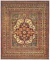 Persian Kermanshah, ca 1850 (11-10 x 14-5),.jpg