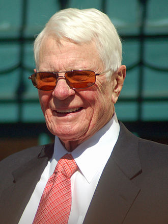 Peter Graves - Graves attending a ceremony to receive a star on the Hollywood Walk of Fame in October 2009