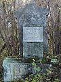 Peter Fendi grave, St. Marx Cemetery, 2016.jpg