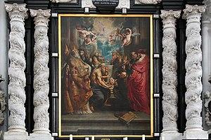 Marble In Antwerpen : St. pauls church antwerp wikipedia