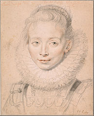 Rubens's Daughter Clara Serena