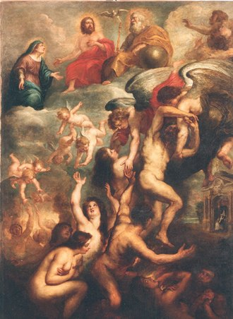 Impression of purgatory by Peter Paul Rubens Peter Paul Rubens 172.jpg