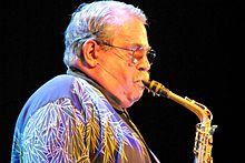 Description de l'image Phil woods oslo 2007 2.jpg.