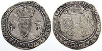 Philip & Mary Irish groat 602446.jpg