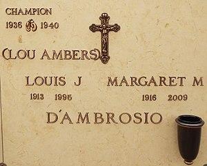 Lou Ambers
