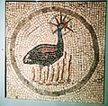 Phoenix mosaic in the Archaeological Museum of Aquileia.jpg
