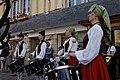 Photo - Festival de Cornouaille 2012 - Banda gaites Xacara en concert le 26 juillet- 008.jpg