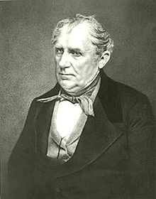 Photograph of James fenimore Cooper by Mathew Brady.jpg
