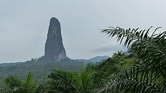 Pico Cão Grande - Pico Cão Grande