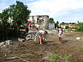 Picquigny (29 juillet 2009) chantier château 14.jpg