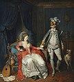 Pierre-Alexandre Wille (1748-1821) - 'Les étrennes de Julie' (from Rousseau's 'La nouvelle Héloïse') - 207798 - National Trust.jpg