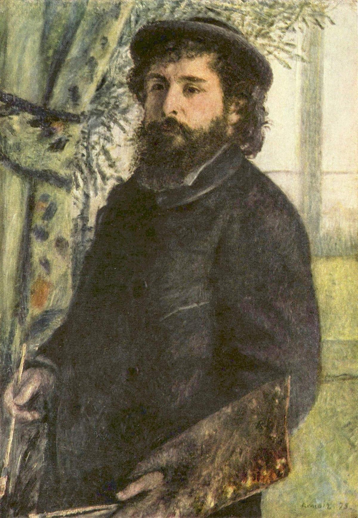 Ritratto di Claude Monet - Wikipedia