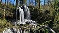 Pierrefontaine-les-Varans, cascade du Val.jpg