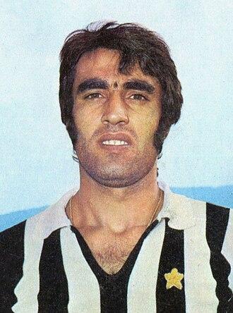 Pietro Anastasi - Pietro Anastasi with Juventus during the 1971–72 season.