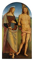 Saint Sebastian and Saint Apollonia