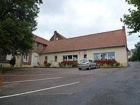 Pihen-lès-Guînes (Pas-de-Calais) mairie.JPG