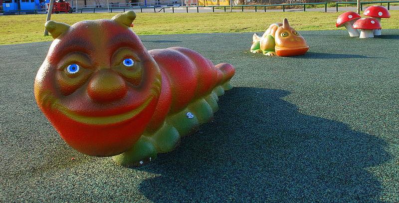 Tel aviv kids playground