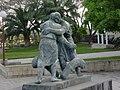 PikiWiki Israel 5066 quot;brotherhoodquot; in tel hashomer.jpg