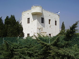Sa'ad - Historic watchtower