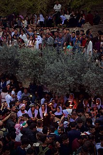 Yazidism Ancient monotheistic religion