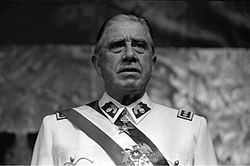Pinochet in 1985 (Image: Library of Congress of Chile)