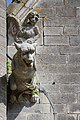 Piré-sur-Seiche (35) Église Saint-Pierre-et-Saint-Paul Extérieur - Façade ouest 07.jpg