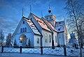 Piteå stadskyrka in wintertime (3092679677).jpg