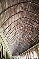 Plafond, cloître de l'abbaye du Mont-Saint-Michel.jpg