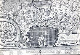 Plan De La Ville Du Mans