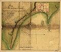 Plan de la ville du Trou Jéremie, rélatif à l'article 13 du projet géneral de défense. LOC 74692140.jpg