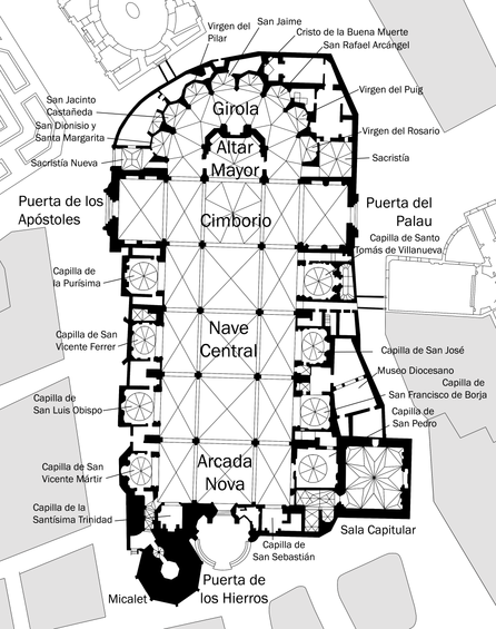 Plano de la Catedral de Valencia con leyenda 2.png