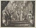 "Plate 3- The Marriage of Henry IV and Marie de Medici, from Caspar Barlaeus, ""Medicea Hospes"" MET DP855427.jpg"