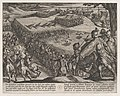 Plate 6- Romans Defeated Near the Rhine, from The War of the Romans Against the Batavians (Romanorvm et Batavorvm Societas) MET DP863199.jpg