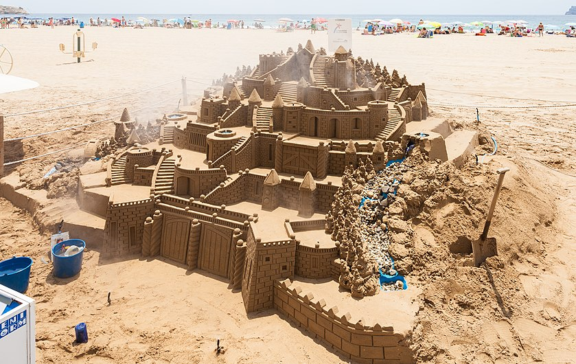 Playa de Levante, Benidorm, España, 2014-07-02, DD 34.JPG