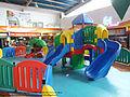 Playground inside Plaza San Carlos shopping mall.jpg