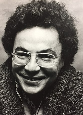 Murray Mednick - Photo of playwright Murray Mednick in the 1960s