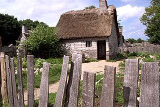 Plimoth Plantation museum in Plymouth, Massachusetts, USA