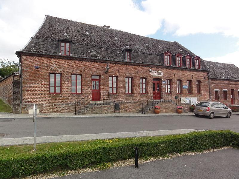Plomion (Aisne) mairie