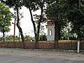 Podlaskie - Brańsk - Brańsk - Poniatowskiego, Kilińskiego, Binduga - Kapliczka św. Piotra 20110903 04.JPG