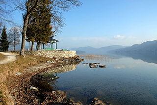 Forstsee lake