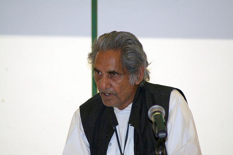 चित्र:Poet Gopaldas Neeraj.jpg