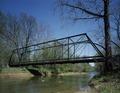 Poffenberger Road bridge over Catoctin Creek, built in 1878, Burkittsville, Maryland LCCN2011633738.tif