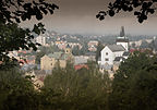 Semily - Riegrovo náměstí - Czechy